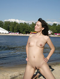 Naked and free under the sun
