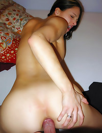 POV anal with amateur