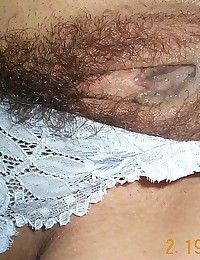 Beautiful amateur gf surprised with internal creampie