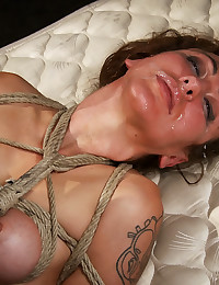 Tightly Tied And Fucked So Ha...