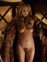 Naked celeb babe from Spartacus