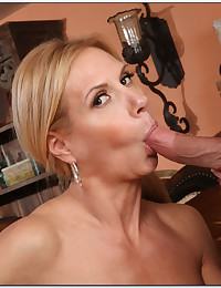 Naughty Milf Enjoys Young Fresh Cock