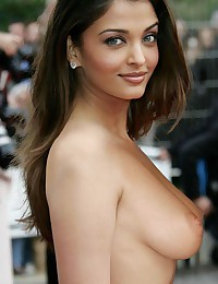Aishwarya Rai goes naked and ...