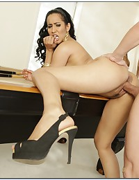 Hot Latina Commits Naughty Deeds