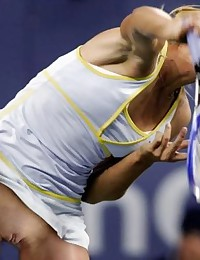 Here you can find a lot of different great photos of baked Maria Sharapova!