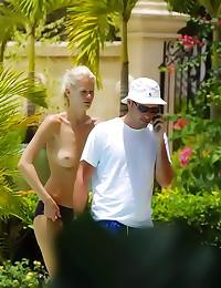 Claudia Schiffer nude picture...