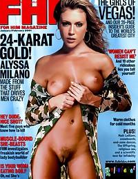 Alyssa Milano Sex Pics