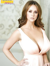 You will love the view of Jennifer Love Hewitt with her boobs naked!
