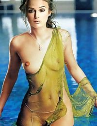 Hot Keira Knightley will show how naughty she is!