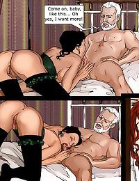 Sexy comic starring Matrix ch...