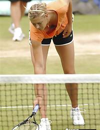 Maria Sharapova Upskirting Tennis Hottie