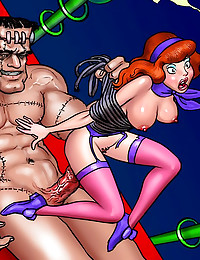 Scooby Doo hardcore toon porn