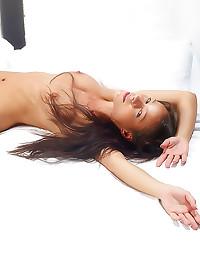 Flexible erotic girl bedroom ...