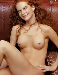 Nicole Kidman gets cum on her tits!