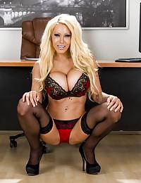 Rough anal with pornstar slut