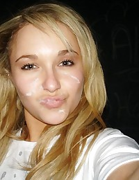 Sometimes Hayden Panettiere likes to fuck hard