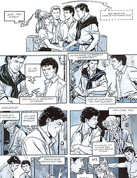 Lengthy comic with exciting s...