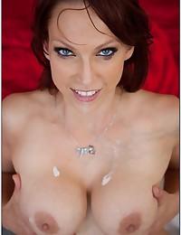 Redhead Cutie Nicki Bounces On Dick