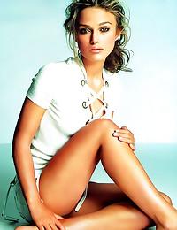 Keira Knightley in fashion sh...