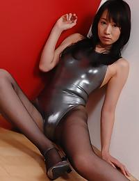 Seductive Asian Goddess In Swimsuit