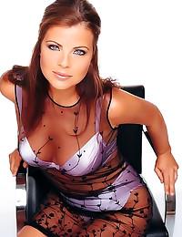 Yasmine Bleeth sexy lingerie ...