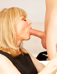 Nina Hartley doggy style sex