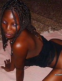 Pics of sexy ebony chicks sucking cocks