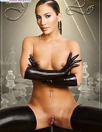 What do you prefer - nude Jennifer Lopez or nude Jennifer Lopez getting fucked?