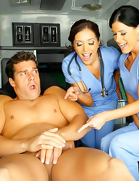 Doctors fucked by the patient