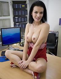 Gorgeous Sex Goddess Gets Boned