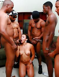 Black whore for black cocks