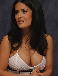 Salma Hayek Bares it all in these hot pics!