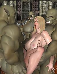 nasty 3D Sex Comics