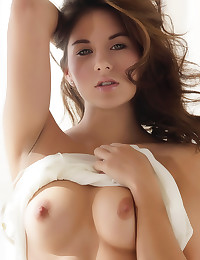 Shyla Jennings erotic white l...