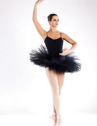 Ballerina with big titties