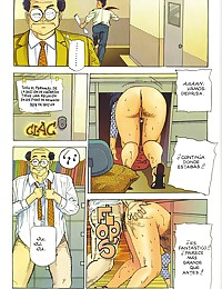 Assfucking in the office in the best sex comics