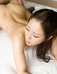 Asian stockings girl has sex