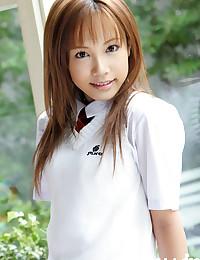 Teen Asian in mixed shots