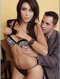 Fucking Latina slut