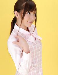 She looks like a teacher