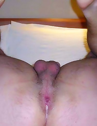Amateur cocks in close up