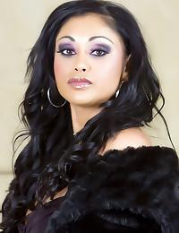 Priya Rai in glamorous striptease