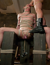 Rope on submissives