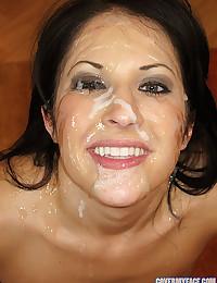 Chelsie Rae Bukkake Facial Pics