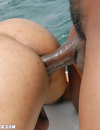 Easily one of the hottest video shoots we've had in a while, Dallas Knight and Thugzilla show off their mighty fine bods on the high seas in this encounter. On the back of the Dark Thunder boat, they suck, rim and fuck in broad daylight. Putting on a perf