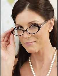 Teacher in glasses good sex