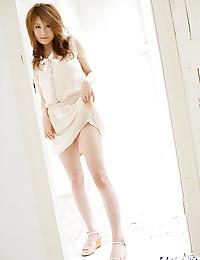 Sweet young Japanese girl