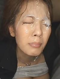 Hitomi Tanaka bukkake bus