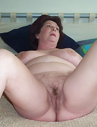 dirty granny loving her holes...