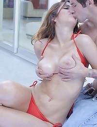 Cute Teen Enjoys Sensual Sex